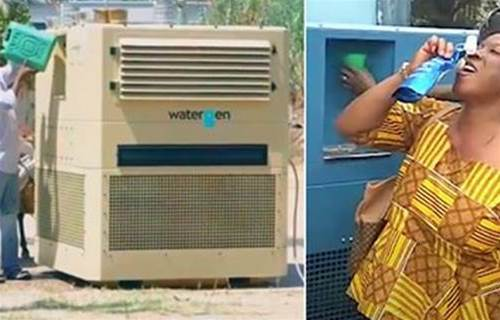 真正空氣喝到飽!超狂發明「從空氣榨出水」解決乾旱問題 強大設計「一天產出5000公升」造福無數人