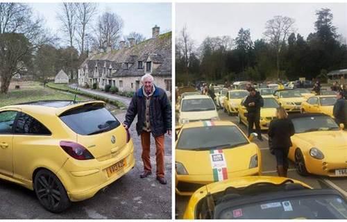 84歲爺爺「黃色車子被村民嫌難看」車窗也被砸!隔天村莊湧入「沒有盡頭的黃色車龍」讓全村學到教訓