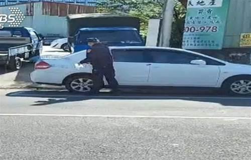 停路邊車格「還被拖」! 駕駛「逆向停車」挨罰