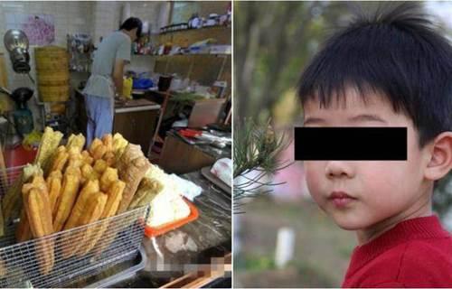 六歲兒子放學買雪糕一去不回,十八年後一杯豆漿,兒子認出親媽來